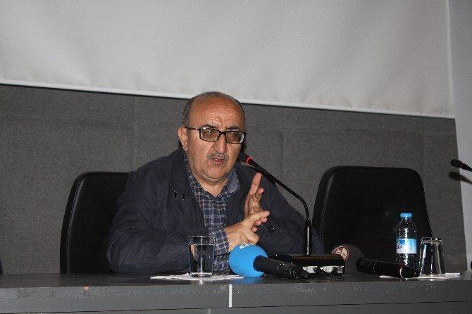 Türkiye Gazeteciler Federasyonu Genel Başkan Yardımcısı Veli Altınkaya: