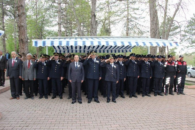 10 Nisan Polis Günü Kutlamaları