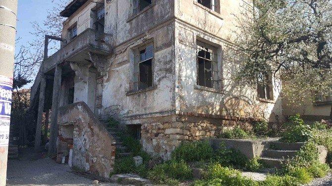 Tavşancıl 'Da Tarihi Yapı Restore Edilecek