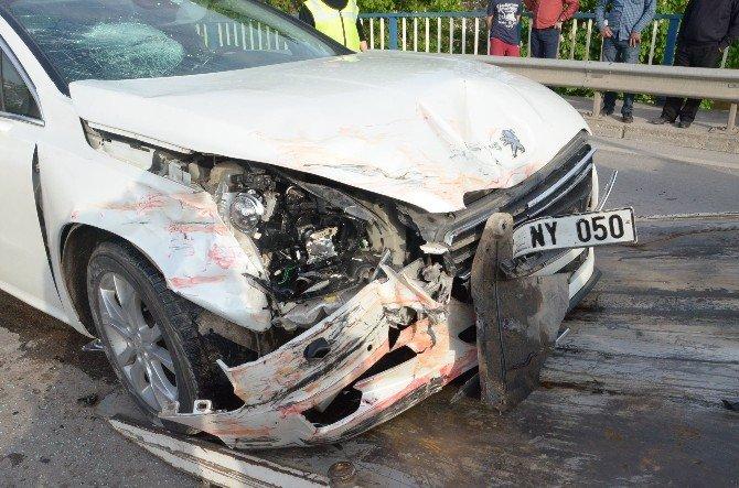 Kocaeli'de Feci Kaza: 3'ü Ağır 8 Yaralı