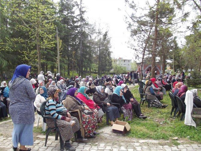 Kutlu Doğum Haftası etkinlikleri Terme'de başladı