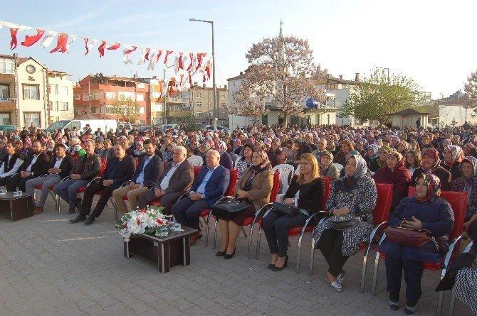 Lapseki'de Kutlu Doğum Haftası Etkinlikleri Düzenlendi