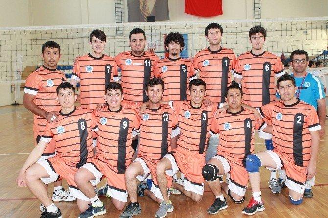 İşitme Engelliler 1. Voleybol Ligi
