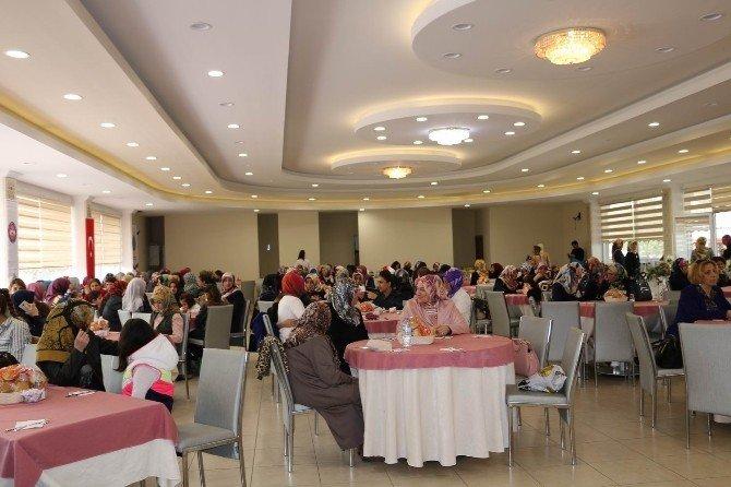 Memur Sen Kadınlar Komisyonundan Birlik Ve Beraberlik Toplantısı