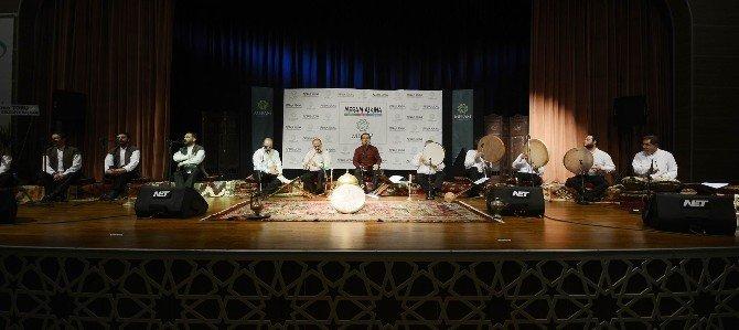 Meram'da, Tekke Ağzı İlahi Konseri İcra Edildi