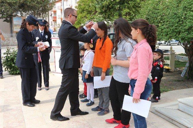 Mut'ta Polis Haftası Etkinlikleri