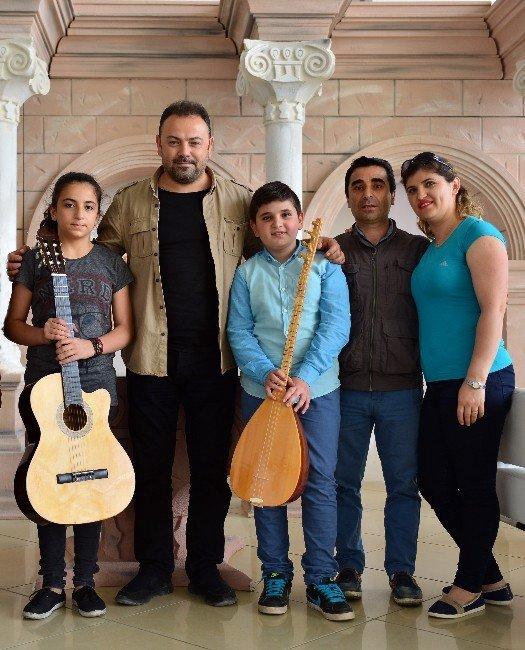 Muratpaşa'dan Hayalleri Gerçekleştiren Proje