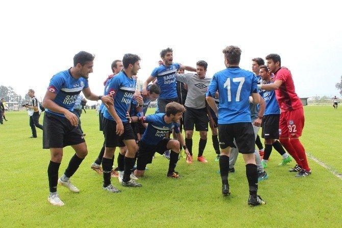 Nazilli Belediyespor U-19 Takımı Şampiyon Oldu