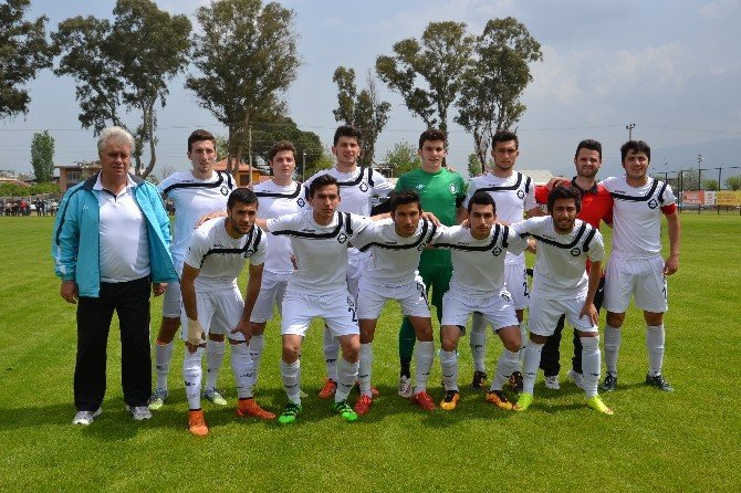 Nazilli Belediyespor'un Gençleri Şampiyon Oldu