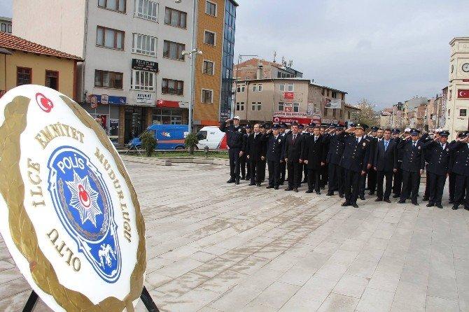 Oltu'da 10 Nisan Polis Haftası