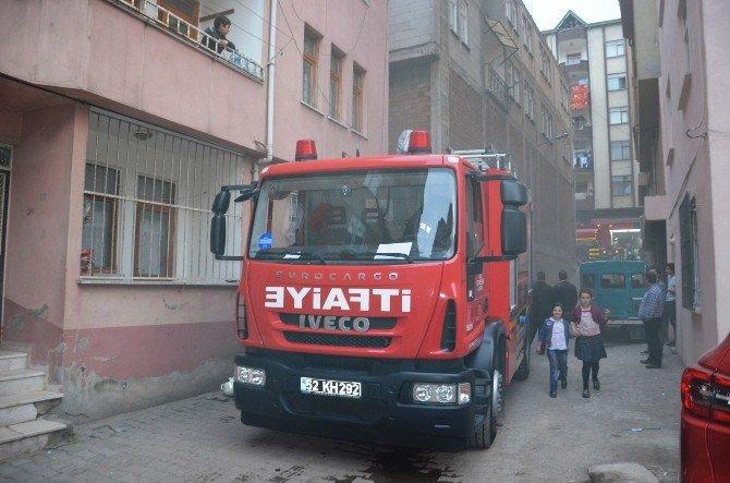 Fatsa'da Lokanta Yangını Korkuttu