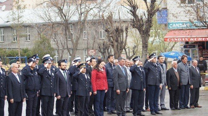 Kağızman'da 10 Nisan Polis Haftası Etkinlikleri