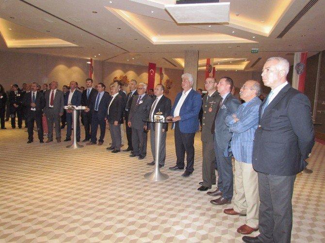 Polis Teşkilatı'nın 171. Kuruluş Yıldönümü, Çeşme'de Törenlerle Kutlandı