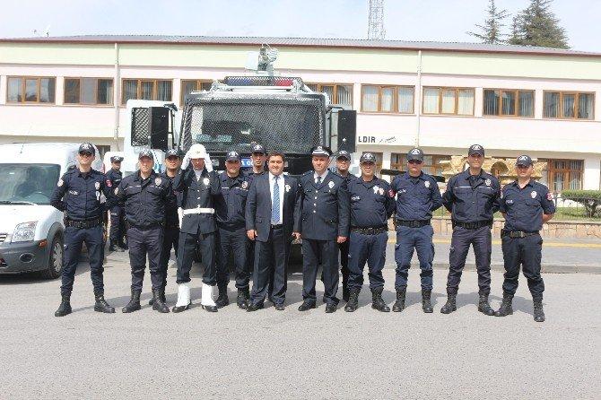 Niğde'de Polis Teşkilatının 171. Yıl Dönümü Törenle Kutlandı