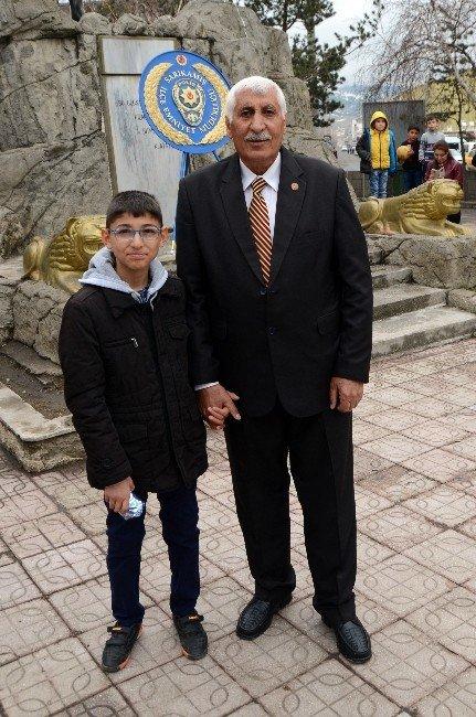 Sarıkamış'ta Türk Polis Teşkilatı'nın Kuruluşunun 171.yıldönümü