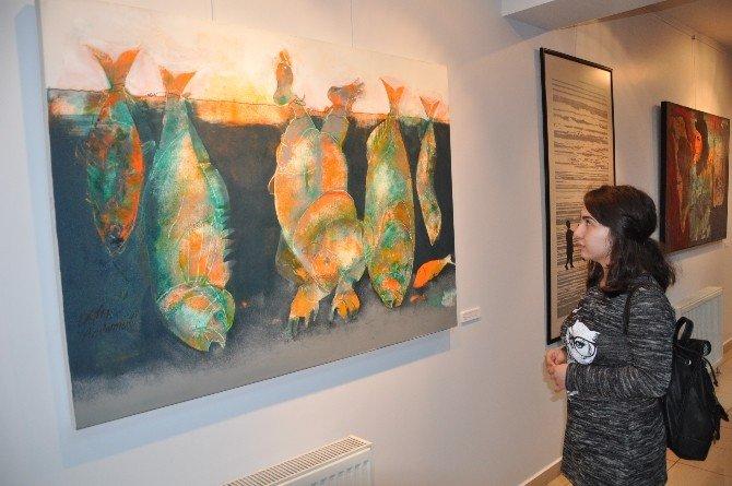 Selectıon Balıkesir Sergisi Açıldı