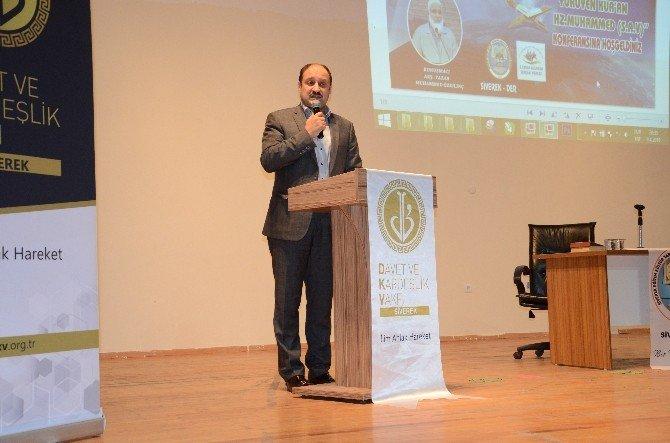 AK Parti Şanlıurfa Milletvekili Mehmet Kasım Gülpınar,