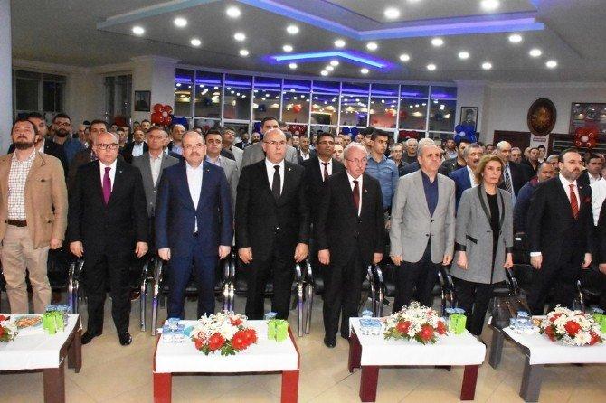 Tekirdağ Erzurumlular Derneği, 98'inci Kurtuluş Yıl Dönümünü Kutladı