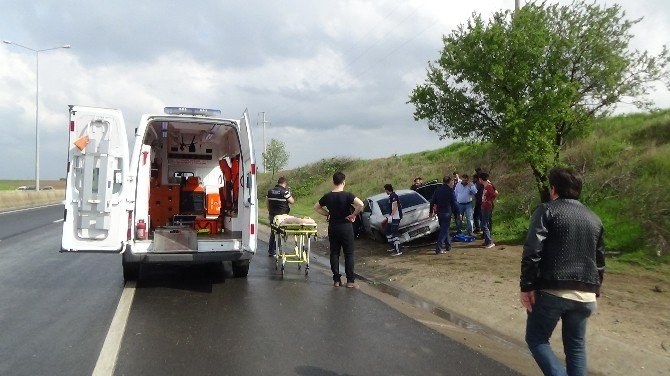 İki Ayrı Kazada 1 Kişi Öldü, 5 Kişi Yaralandı