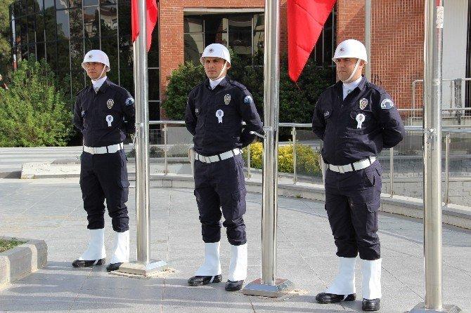 Emniyet Teşkilatının 171'inci Yılına Buruk Kutlama