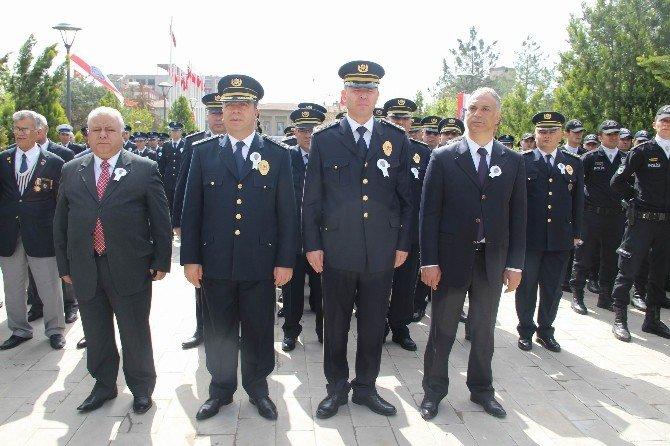 Diyarbakır'da 10 Nisan Polis Bayramı Buruk Geçti