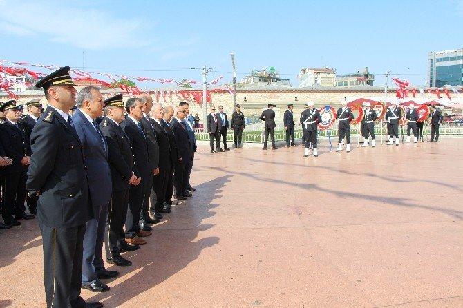 Türk Polis Teşkilatı'nın Kuruluşu Taksim'de Kutlandı