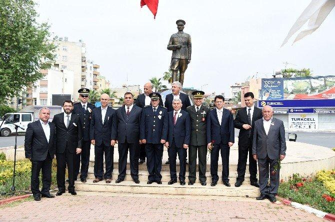 Tarsus'ta 10 Nisan Polis Kutlaması