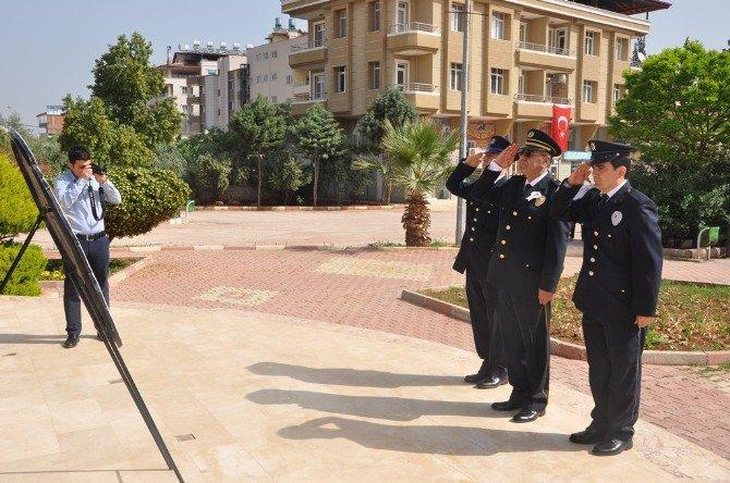 Reyhanlı'da Polis Teşkilatının 171. Yıldönümü Kutlandı