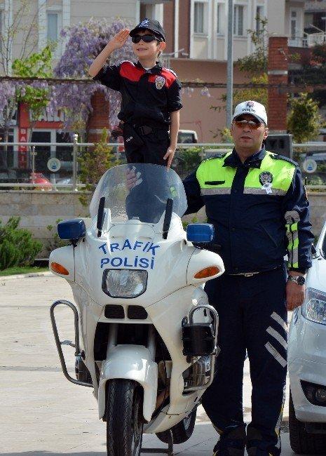 Bafra'da Polis Teşkilatının 171. Yılı Kutlandı