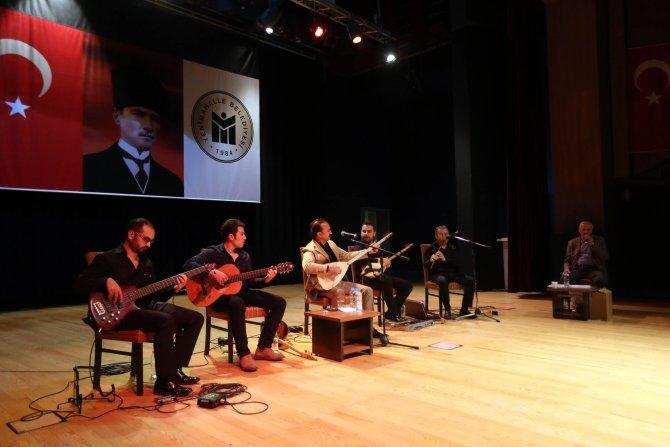 Yenimahalle Belediyesi'nden 'Gül Kokulu Türküler' konseri