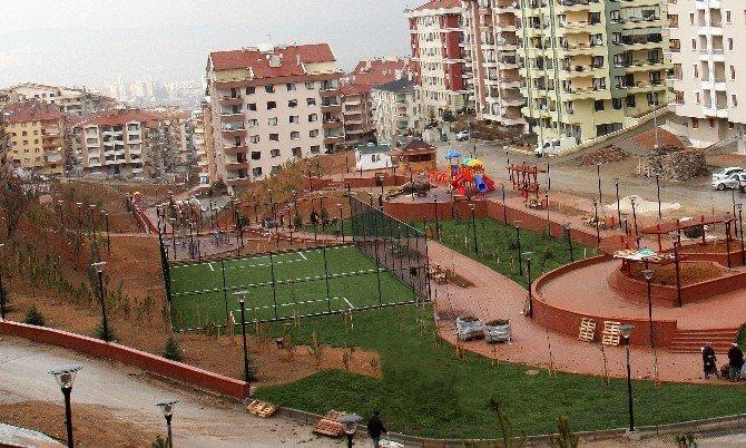 Destina Peri Parlak'ın Adı Çankaya'da Yaşayacak