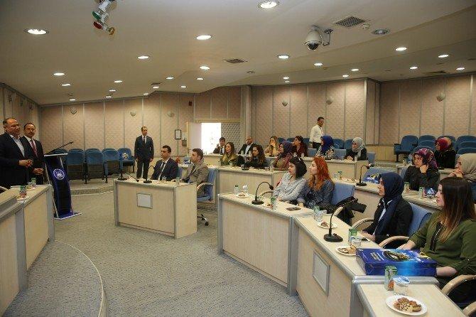 Aday Öğretmenler Adapazarı Belediyesi'ni Tanıdı