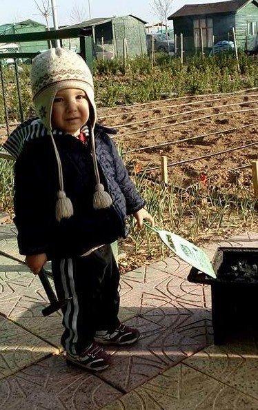 Kamyonetin Çarptığı İki Yaşındaki Bilal Öldü