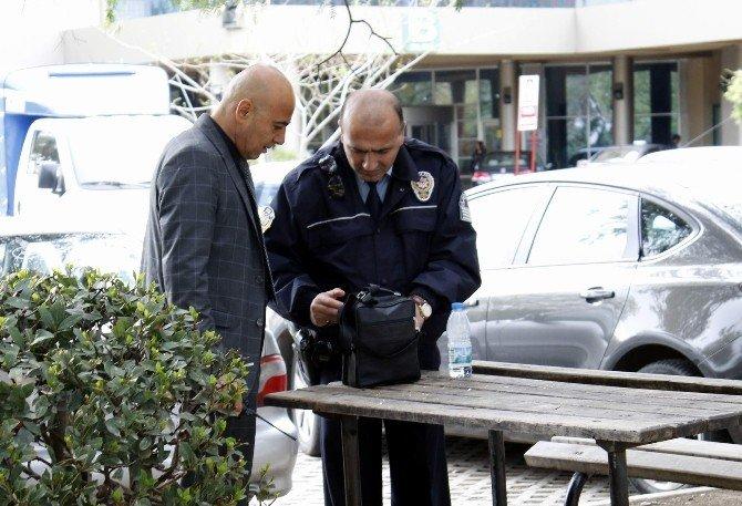 Polisin Önlem Aldığı Çantadan Organ Nakli İlaçları Çıktı