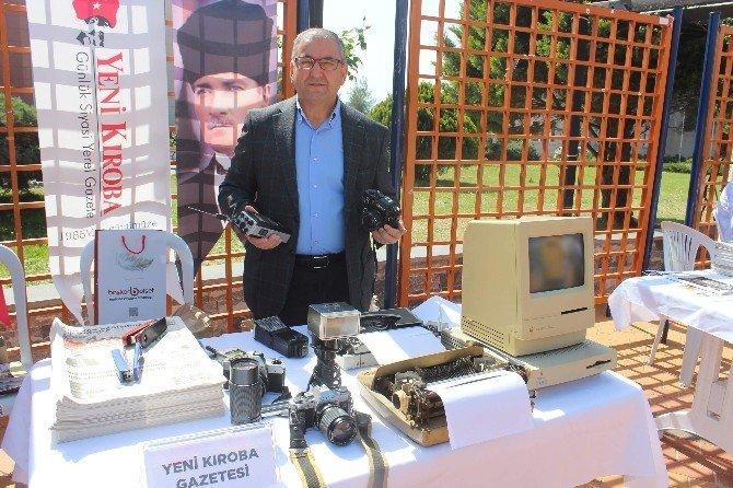 Gazeteci Başkar Nostalji Yaşattı