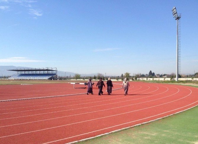 Kardeşköy'ün Kadınları Spor Yapıyor
