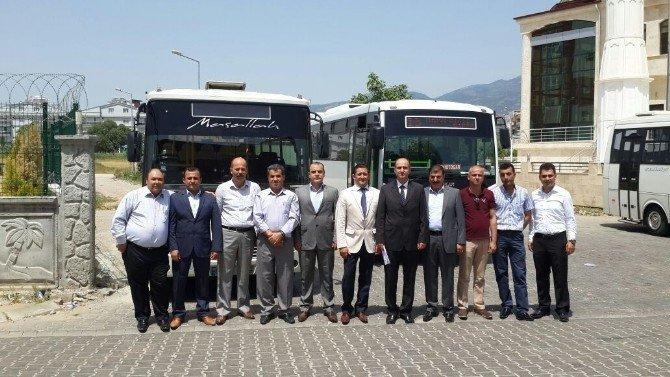 Özel Halk Otobüsü İşletmecileri 750 TL'lik Desteklemeyi Bekliyor