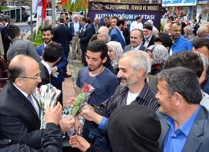 Trabzon'da Kutlu Doğum Haftası Etkinlikleri