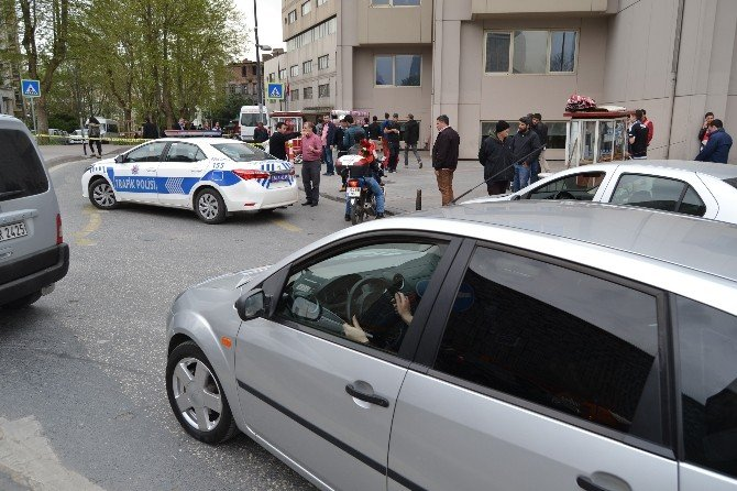 Taksim'deki Maç Trafiği Taraftarlara Zor Anlar Yaşattı
