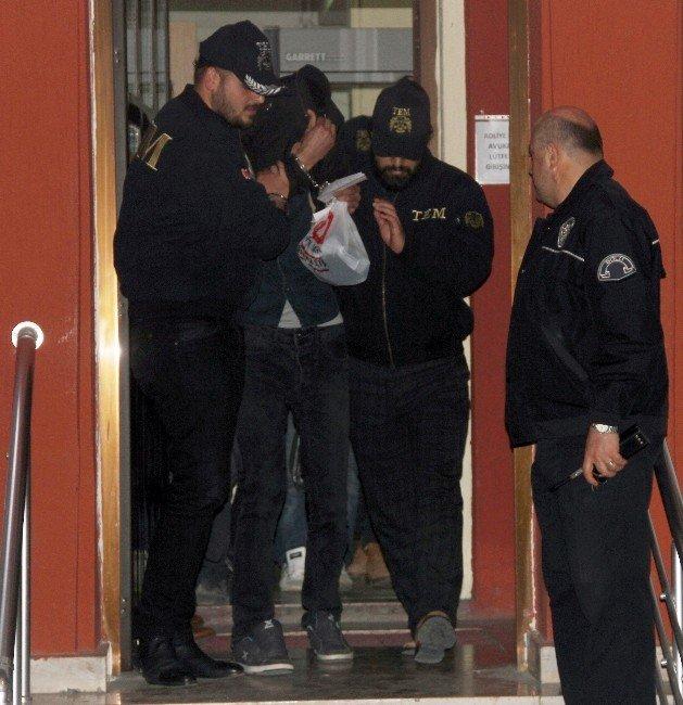 Bolu'da Canlı Bomba Operasyonunda 4 Kişi Tutuklandı