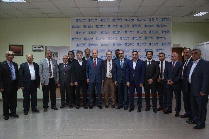 AK Parti Bursa İl Başkanı Torun'dan Başkan Özgökçe'ye Ziyaret
