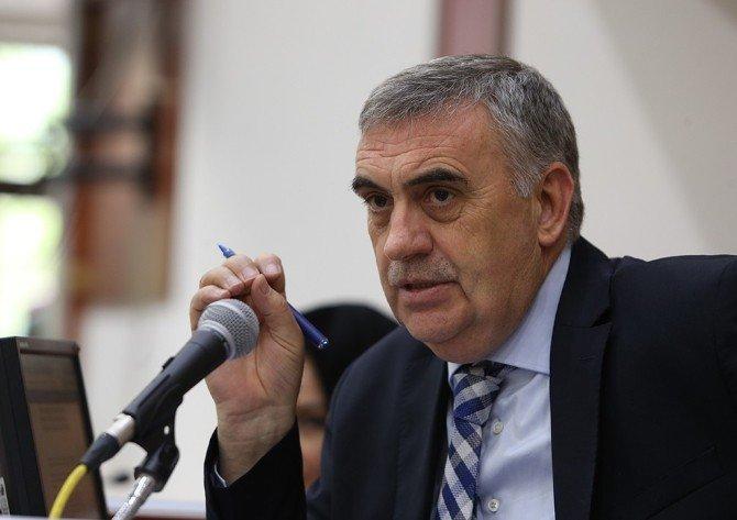 Büyükşehir Belediyesi Nisan Ayı Meclis Toplantısı Gerçekleşti