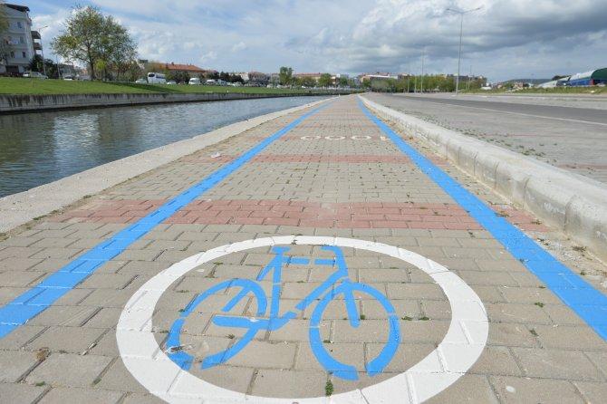 Çanakkale'ye akıllı bisiklet kiralama sistemi geliyor