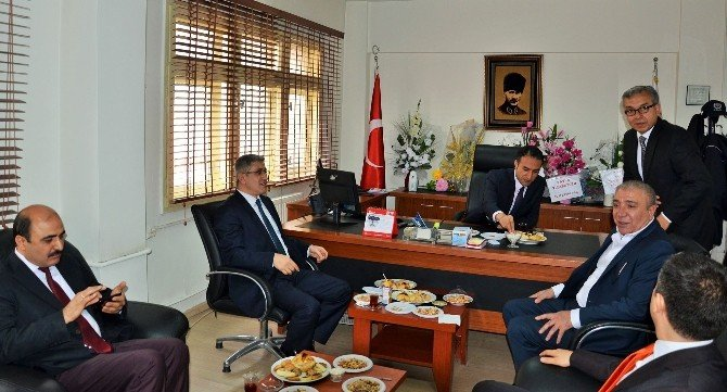 Erzurum'un Çat İlçesinde Polis Haftası Etkinliği