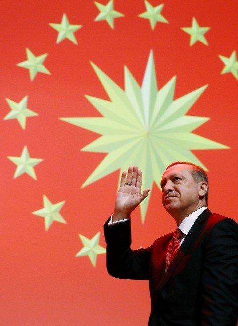 """Cumhurbaşkanı Erdoğan: """"Ağır Hasarlı, Orta Hasarlı Demeden Tamamını Yıkalım"""""""