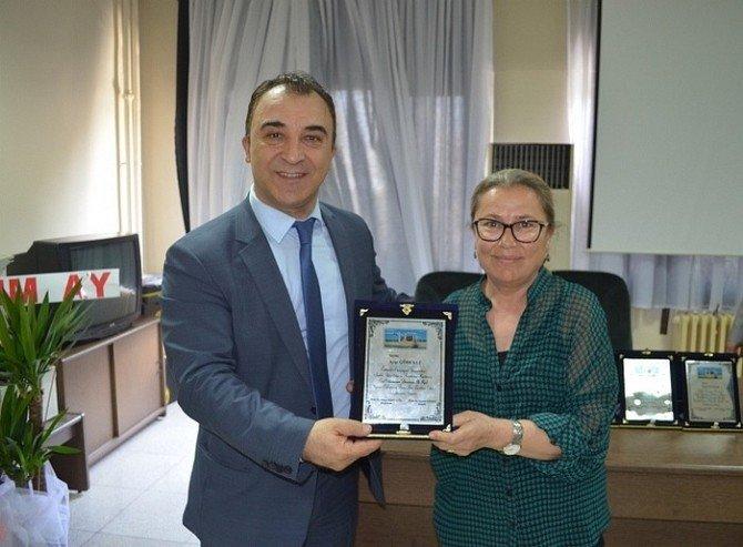 ESOGÜ Hastanesi'nden Bağışçılarına Teşekkür