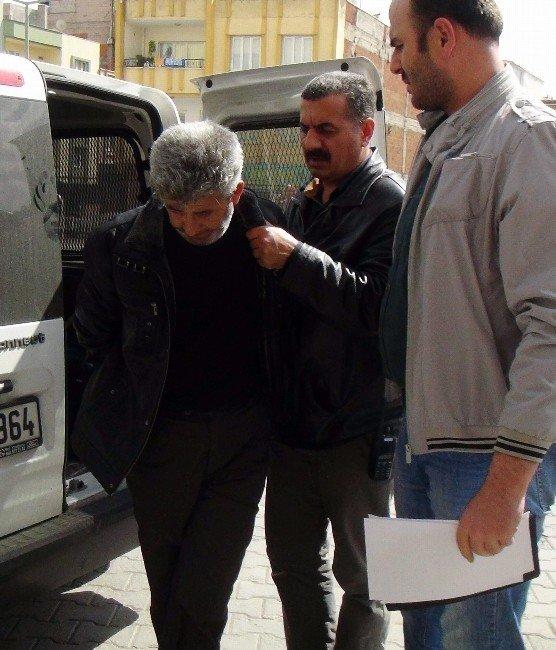 Gaziantep'te Eşini Öldüren Koca Yakalandı