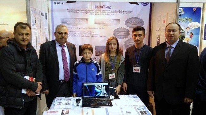 TÜBİTAK 47. Eskişehir Bölge Finalinde Derece Aldılar