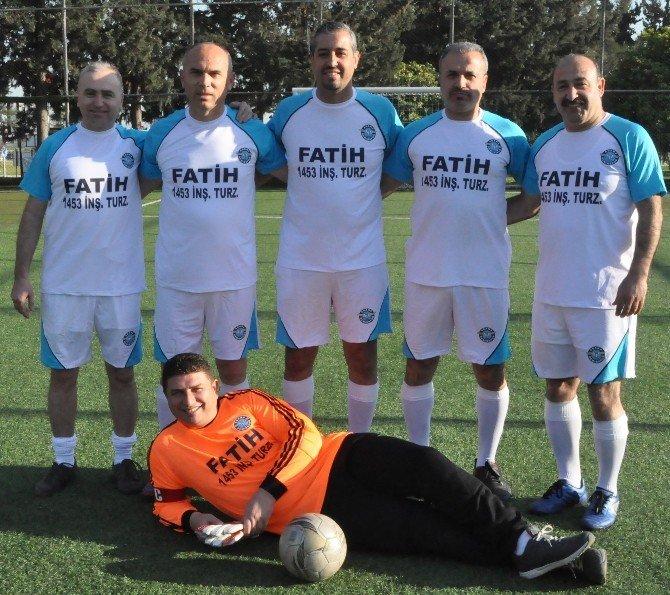 Balcalı Bahar Futbol Turnuvası Başladı