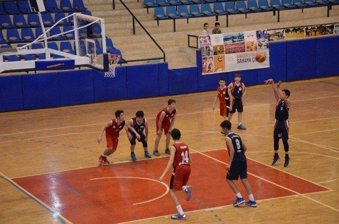 Aydın'dan Basketbolun Yıldızları Geçti